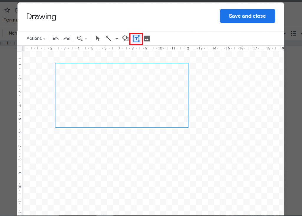 google docs center text vertically