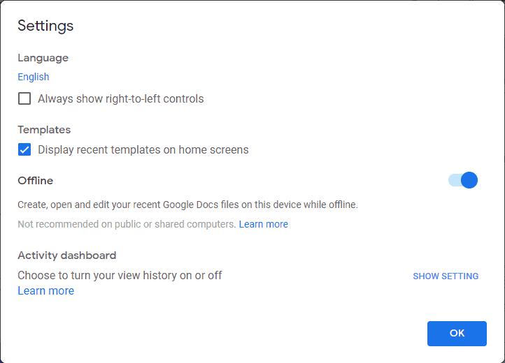 google docs free download