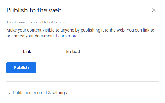 how to download image from google docs