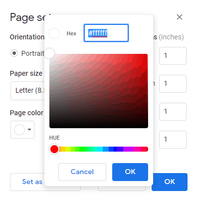 how to put an image in the background on google slides