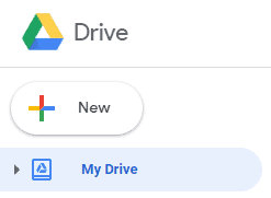 delete recent activity on google drive