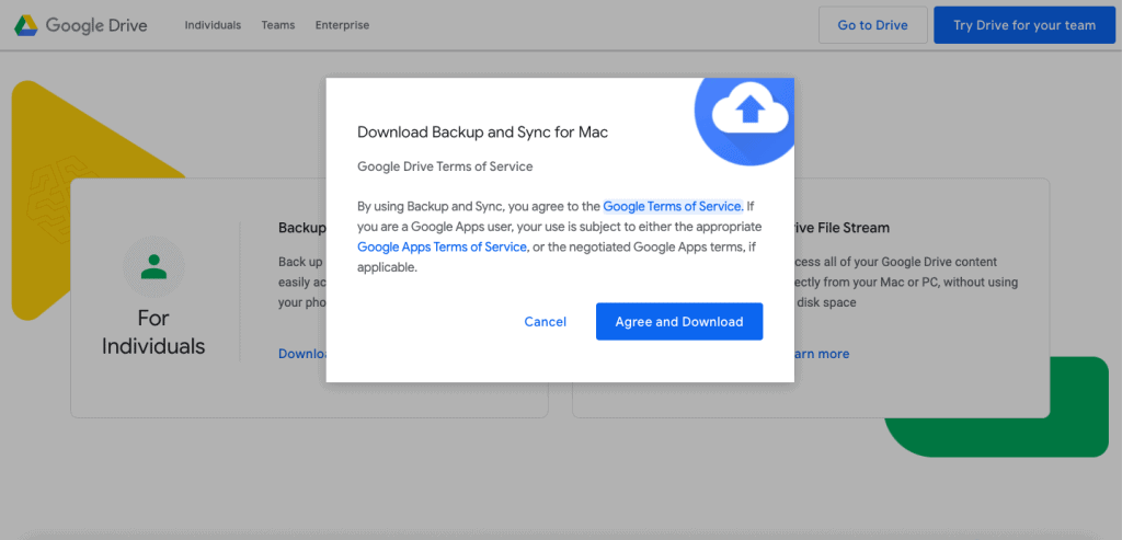 Google drive how to find large files