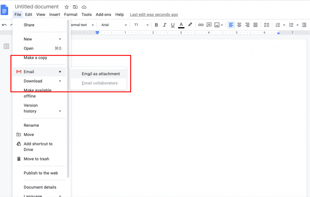 How to use Google docs without google account