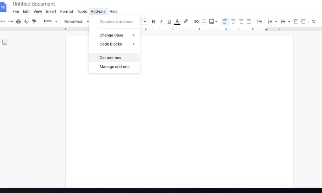 make a google docs calendar using templates