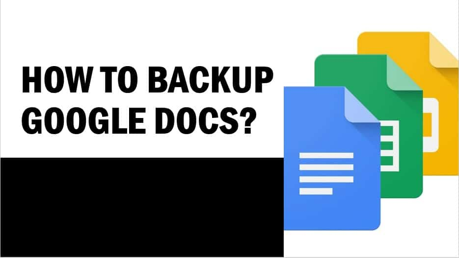 How to Backup Google Docs