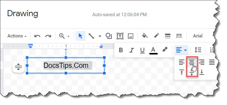 Add A Border Around Text In Google Docs