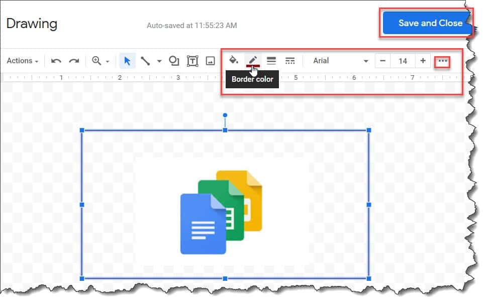 Add A Text Box Over A Picture In Google Docs