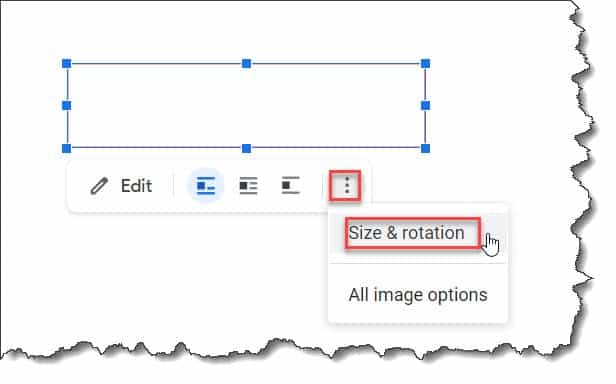 How to Move a Text Box In Google Docs