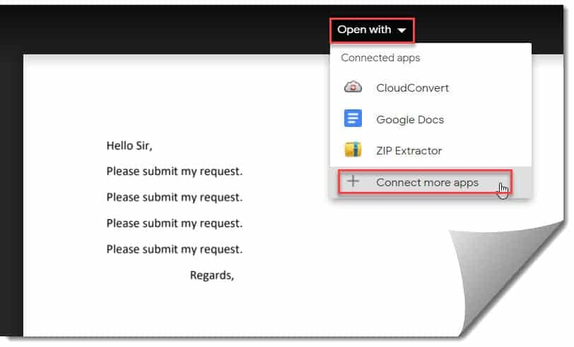 Can you sign a document in Google Docs?