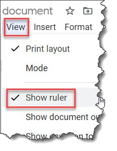 Add Dots In Table Of Contents Google Docs