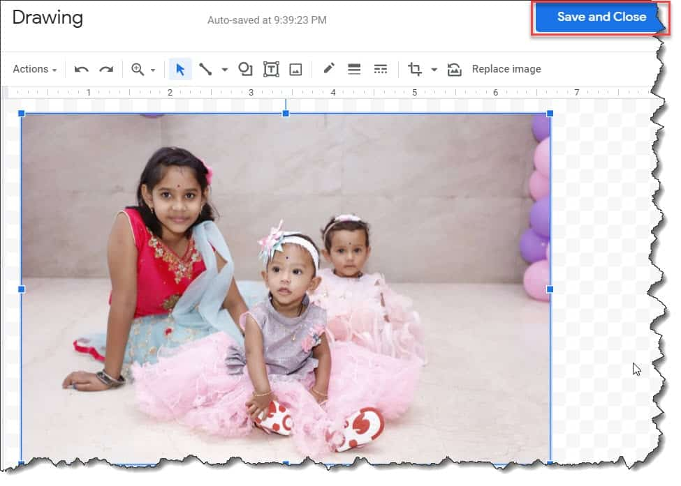 How To Flip An Image In Google Docs 2020