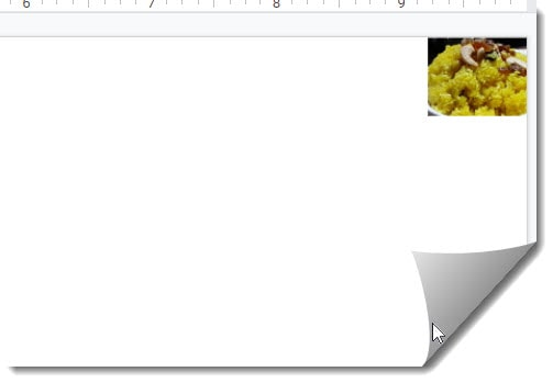 How to add watermark in google slides