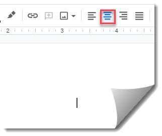MLA Cover Page Google Docs