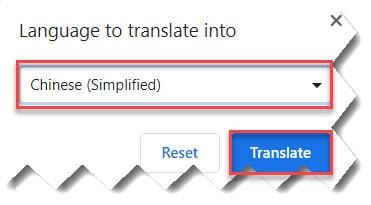 Translate A Google Form
