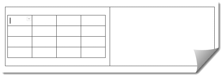How to Add Two Tables Side by Side in Google Docs