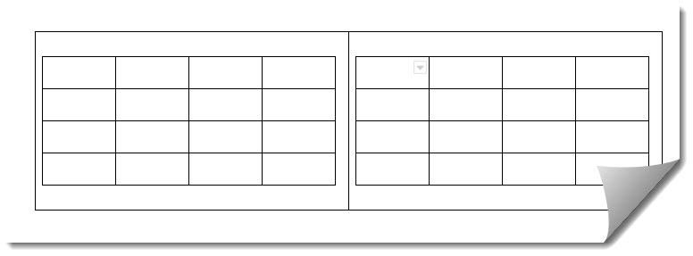 Put Tables Side By Side In Google Docs