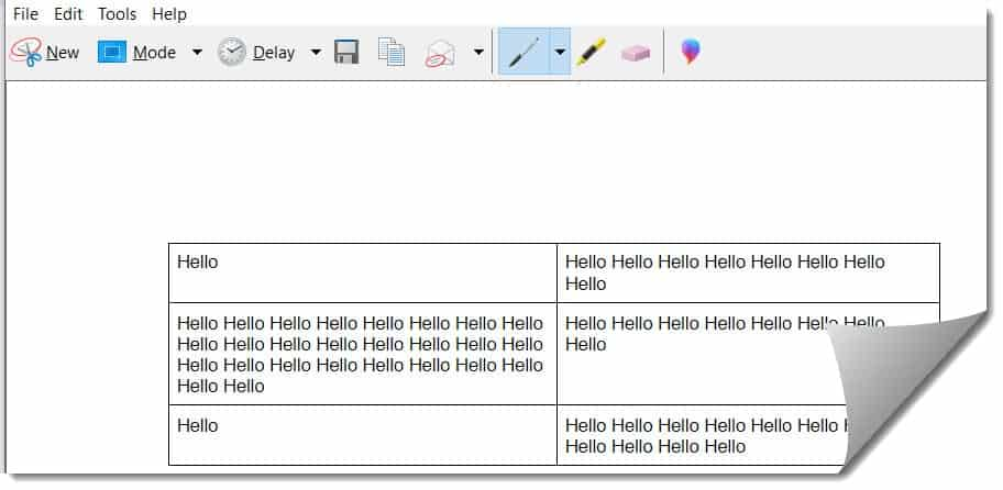 Rotate Table In Google Docs