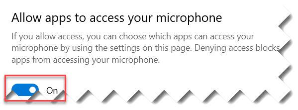 google docs voice typing not working windows