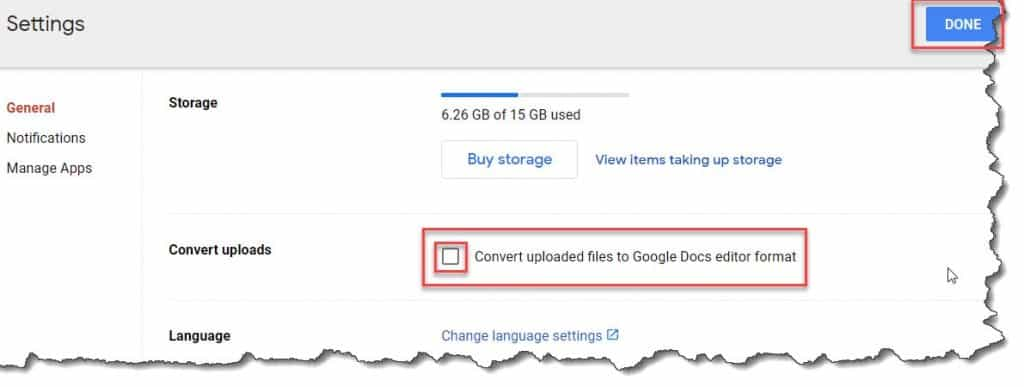 How do I stop Google Drive from duplicating files?