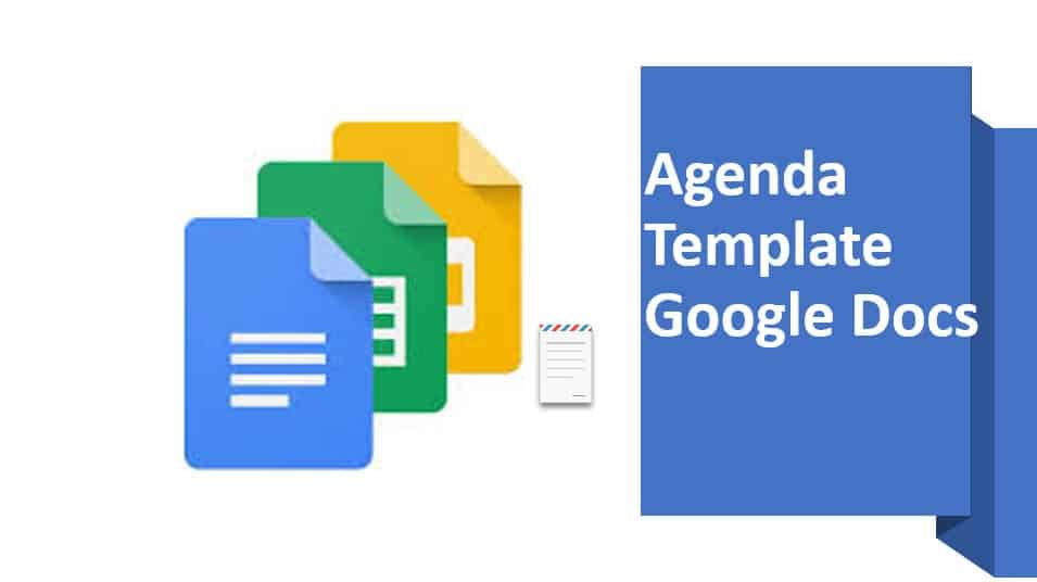 Agenda Template Google Docs