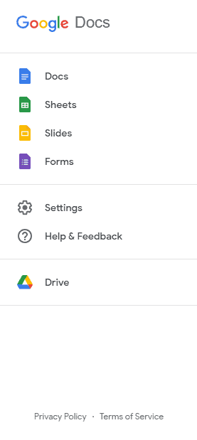 How to create an agenda template in Google Docs